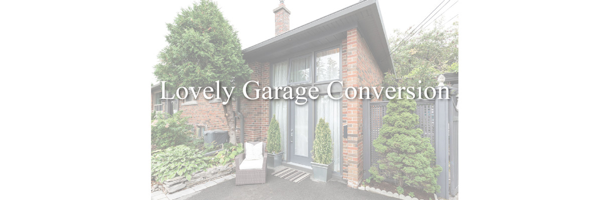 Lovely Garage Conversion
